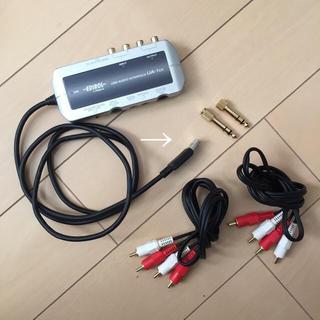 ローランド(Roland)のRoland EDIROL USB Audio Interface UA-1EX(オーディオインターフェイス)