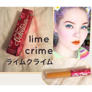 セフォラ(Sephora)のLIME CRIME ライムクライム VELVETINES マットリップ(口紅)