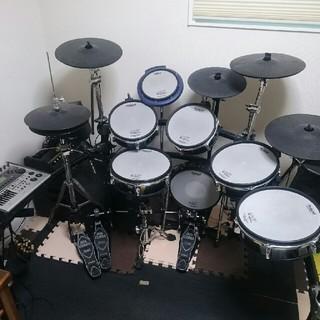 ローランド(Roland)のRoland V-drums TD-20 フルセット(電子ドラム)
