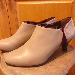 BARCLAY ショートブーツ 24.5cm