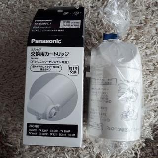 パナソニック(Panasonic)の浄水器 交換用カートリッジ Panasonic(浄水機)