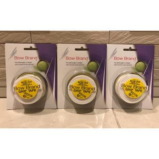 Bow Brand ボウ ブランド グリップテープ 3個セット(その他)