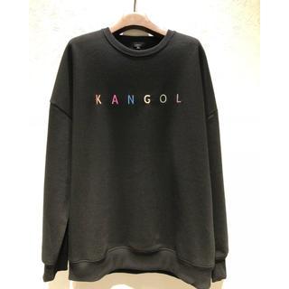 ネット完売 KANGOL カンゴール  ビッグ スウェット トレーナー