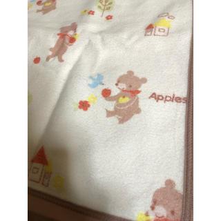 ニシマツヤ(西松屋)のベビー毛布(毛布)