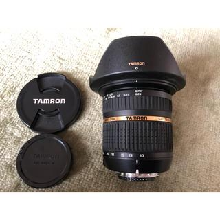 タムロン(TAMRON)の1年保証 TAMRON SP AF F3.5-4.5 10-24mm Di II(レンズ(ズーム))