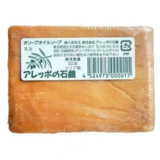 アレッポノセッケン(アレッポの石鹸)のアレッポの石鹸 200g(ボディソープ/石鹸)