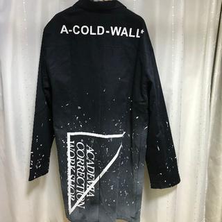 A-COLD-WALL  シャツ ジャケット