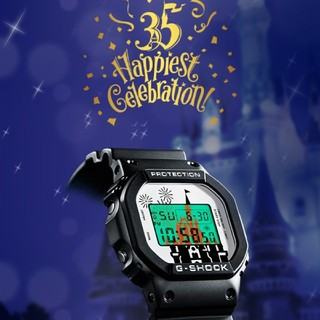ディズニー(Disney)のroom605d様専用 ディズニー 35周年 限定 G-SHOCK Gショック(腕時計(デジタル))