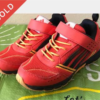 アディダス(adidas)のアディダス adidas ジュニア スニーカー 18cm(その他)