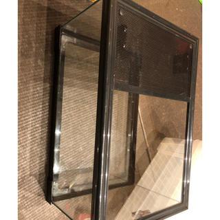 ガラスケース ガラスケージ 爬虫類 鍵付き ケージ ゲージ(爬虫類/両生類用品)