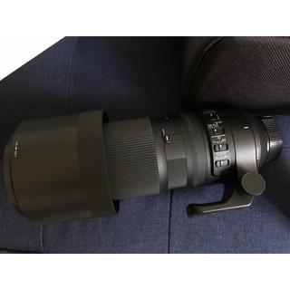 シグマ(SIGMA)のひろさん専用❗️SIGMA 150-600 F5-6.3DG ニコンマウント(レンズ(ズーム))
