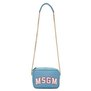 エムエスジイエム(MSGM)のMSGM  ロゴショルダーバッグ(ショルダーバッグ)