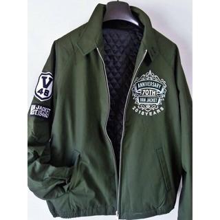 """ヴァンヂャケット(VAN Jacket)の『VAN JAC・ヴァンジャケット』70周年記念モデル""""スウィングトップ(ブルゾン)"""
