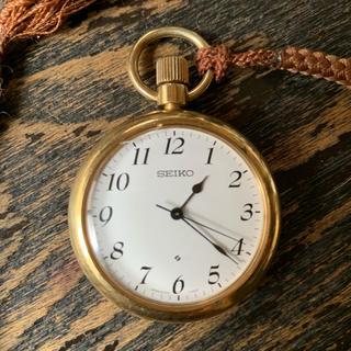 セイコー(SEIKO)のSEIKO手巻き懐中時計(その他)