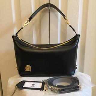 エーディーエムジェイ(A.D.M.J.)の新品◆ADMJリバティソフトの2WAYショルダーバッグ(ショルダーバッグ)