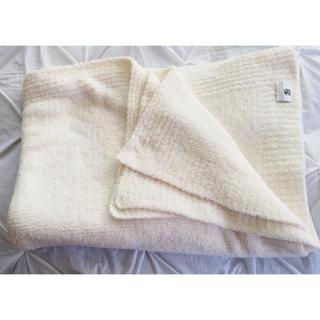 カシウエア(kashwere)のアッキー様専用ページカシウエア シングルサイズ ホワイト(毛布)
