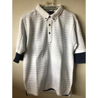 ガルヴァナイズ(Galvanize)のGLV/galvanize タックJQアンサンブルポロシャツ(ポロシャツ)