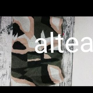 アルテア(ALTEA)のaltea アルテア ブランケット(マフラー/ショール)