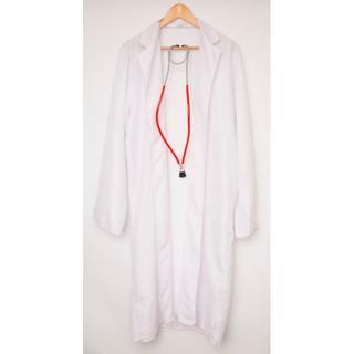 【クリーニング済】ドクターコスチューム 衣装(白衣&聴診器セット)(衣装一式)