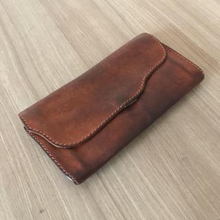 トチギレザー(栃木レザー)の栃木レザー 長財布(財布)