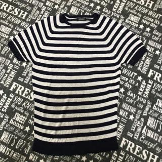 ザラ(ZARA)のZARA  Tシャツ  Mサイズ(Tシャツ/カットソー(半袖/袖なし))