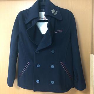 ザドレスアンドコーヒデアキサカグチ(The Dress & Co. HIDEAKI SAKAGUCHI)のthe dress&co HIDEKI SAKAGUCHI Pコート(ピーコート)