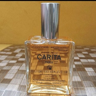 カリタ(CARITA)の未使用  カリタ   トリートメントオイル スプレー  100ml (オイル/美容液)