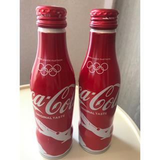 コカ・コーラ - コカコーラxJALの2020年オリンピック限定ボトル2個セット