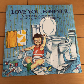 LOVE YOU FOREVER(洋書)
