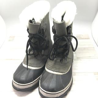 ソレル(SOREL)のSOREL CARIBOU ブーツ(レインブーツ/長靴)