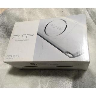 プレイステーションポータブル(PlayStation Portable)の【超希少 PSP 3000 未開封】プレイステーションポータブル(携帯用ゲーム本体)