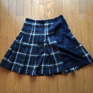 サカイラック(sacai luck)のsacai  luck スカート サイズ1(ひざ丈スカート)