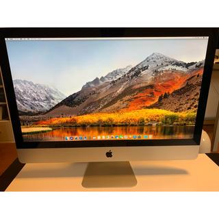 マック(Mac (Apple))の【価格交渉可能】iMac 27inch 2011mid(デスクトップ型PC)