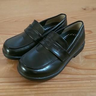卒園式 入学式 フォーマル靴 ローファー 男の子 18.5 19(フォーマルシューズ)