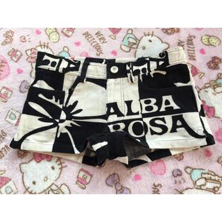 アルバローザ(ALBA ROSA)のALBA ROSAショートパンツ(ショートパンツ)