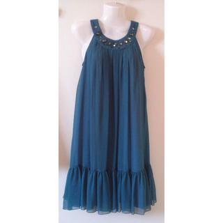 セラビ(C'EST LA VIE)のドレス パーティドレス セラビ セラヴィ 美品(ミディアムドレス)