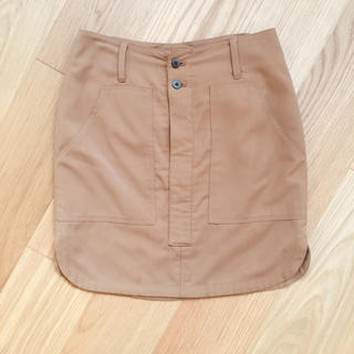 ナンバーヨンジューヨン(n°44)のナンバーヨンジュウヨン n44 スカート(ひざ丈スカート)