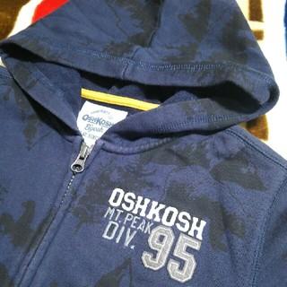 オシュコシュ(OshKosh)のOSHKOSh オシュコシュ  パーカー 130(ジャケット/上着)
