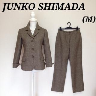 ジュンコシマダ(JUNKO SHIMADA)の☆美品☆JUNKO SHIMADA パンツスーツ☆M(スーツ)