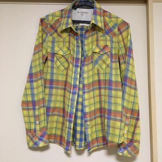バックナンバー(BACK NUMBER)のカラーシャツ(シャツ/ブラウス(長袖/七分))