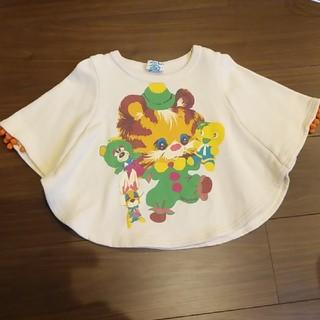 バナバナ(VANA VANA)の美品 vanavana   ポンチョ 100(Tシャツ/カットソー)