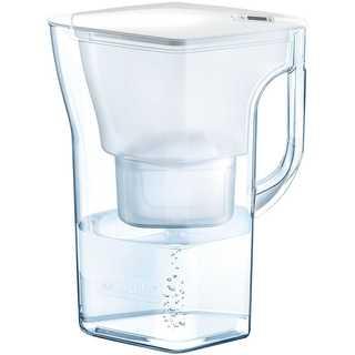 【激安特価♪】ブリタ浄水ポット 1.3L ホワイト(浄水機)