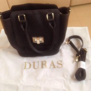 デュラス(DURAS)の2way鞄(トートバッグ)