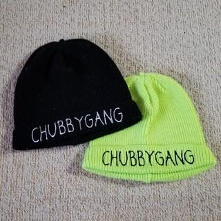 CHUBBYGANG   ニット帽   Sサイズ