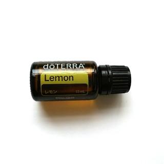 ドテラ・レモン 15mL(アロマオイル)