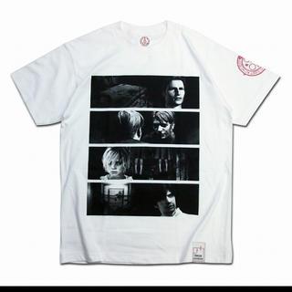 コナミ(KONAMI)の廃盤 Gecco × 豆魚雷 Tシャツ サイレントヒル ゲーム ホワイト XXL(Tシャツ/カットソー(半袖/袖なし))