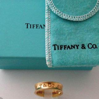 ティファニー(Tiffany & Co.)のティファニー ナローリング リング 18k イエローゴールド(リング(指輪))