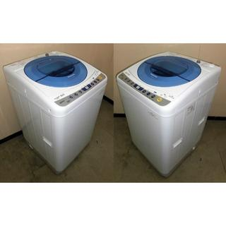 早い者勝ち♪送料無料★Panasonic★送風乾燥★5kg(8S92050)(洗濯機)