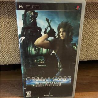 プレイステーションポータブル(PlayStation Portable)のクライシス コア -ファイナルファンタジー VII-(家庭用ゲームソフト)