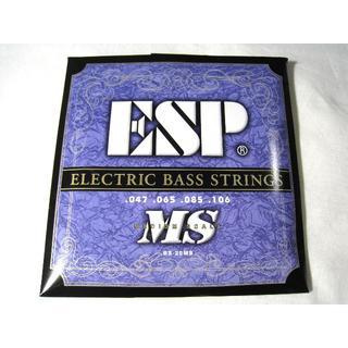 ESP エレキベース弦 BS-20MS MEDIUM SCALE 047-106(弦)
